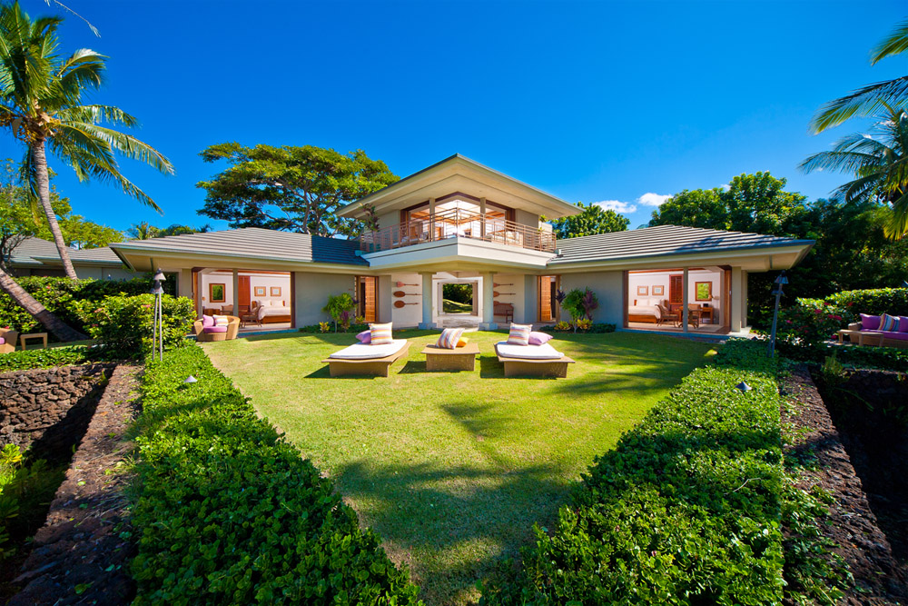 Oceania at mauna kea resort for Hawaii package homes